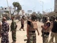بيان هام من القطاع الرابع لقوات الحزام الأمني في سناح بالضالع