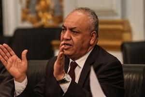 """بكري يهاجم مذيع الجزيرة """" جمال ريان """""""