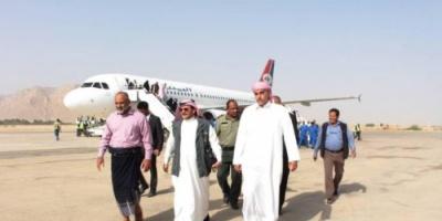 وصول الوفد الطبي السعودي إلى مدينة سيئون