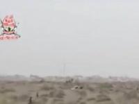 مدفعية المليشيات تقصف مواقع العمالقة في منطقة الفازة بالحديدة