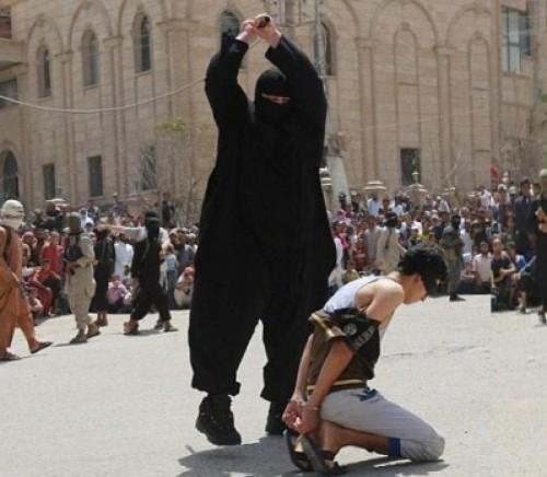العراق يعلن القبض على قاطع رؤس داعش