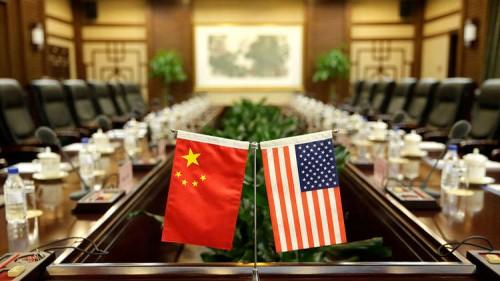 انفراجه في الأزمة الصينية الأمريكية والتوصل إلى اتفاق لتنظيم سوق الصرف