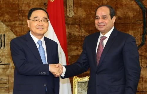 تعاون مصري كوري لتصنيع أنظمة دفاعية عسكرية ومنتجات مدنية