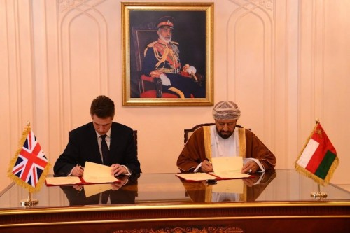 اتفاقية دفاع مشترك بين بريطانيا وسلطنة عمان