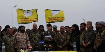 قوات سوريا الديمقراطية ترحب بقرار إبقاء 400 جندي أمريكي