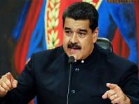 """""""مادورو"""" يعلن قطع العلاقات السياسية والدبلوماسية مع كلومبيا"""