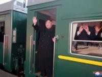 رئيس كوريا يتوجه بالقطار إلى هانوي لحضور اجتماع القمه مع ترامب