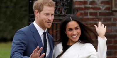الأمير هاري وزوجته يصلان المغرب