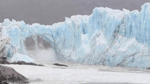 أكبر تصدع على الأرض منذ 100 عام سيغير خارطة القارة الجنوبية