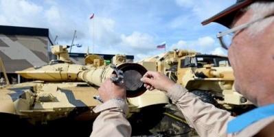 """روسيا تكشف عن أحدث دباباتها """"فيديو"""""""