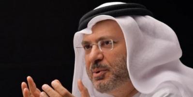 قرقاش يهنئ الأميرة ريما على تعيينها سفيرة السعودية في أمريكا