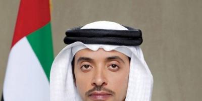 هزاع بن زايد يهنئ الكويت بعيدها الوطني