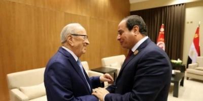 """مصر وتونس يتفقان على التنسيق في مكافحة """"المتشددين العائدين"""""""