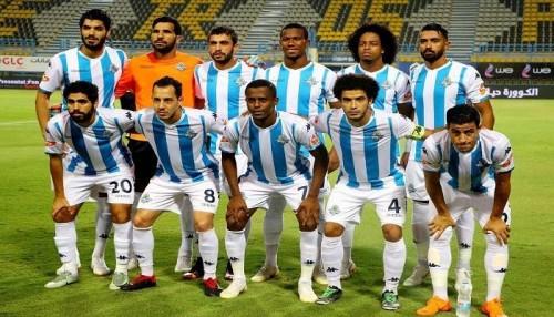 بيراميدز يفوز على المقاولون العرب 1-0 في الدوري المصري