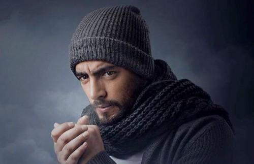 """هاني سلامة تاجر مخدرات في مسلسله """" قمر هادي """""""