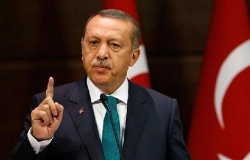 رجب أردوغان.. سمسار الذهب (انفوجراف)