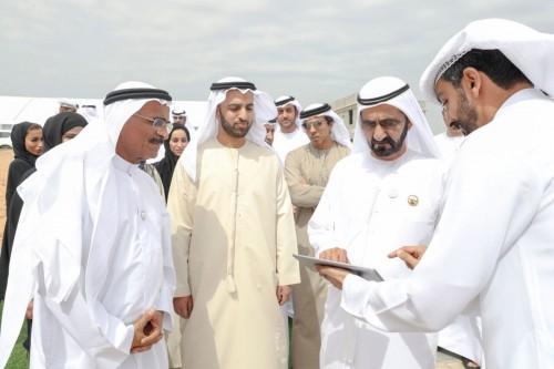 محمد بن راشد: اعتمدنا خطة لإسكان المواطنين بقيمة 32 مليار درهم
