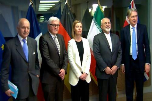 قمة شرم الشيخ تكشف عن سلام دافئ ما بين أوربا وإيران