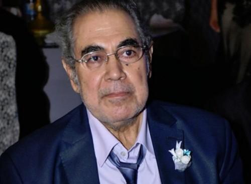 """الفنان صبري عبد المنعم والد هاني سلامة في """" قمر هادي """""""