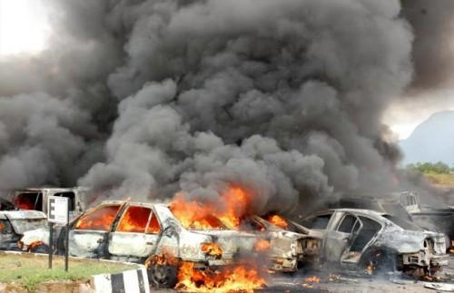 مصرع 3 مدنيين في انفجار عبوة ناسفة بالفلوجة