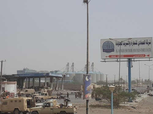 عاجل.. الأمم المتحدة تعلن الوصول لمخازن المساعدات في الحديدة