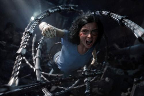 فيلم Alita: Battle Angel يتصدر شباك التذاكر الصيني