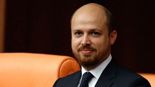 الكعبي تكشف عن فضيحة بشأن ابن أردوغان
