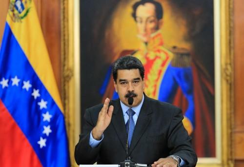"""الرئيس الفنزويلي يحتجز صحفيين بالقصر بسبب """"فيديو"""""""