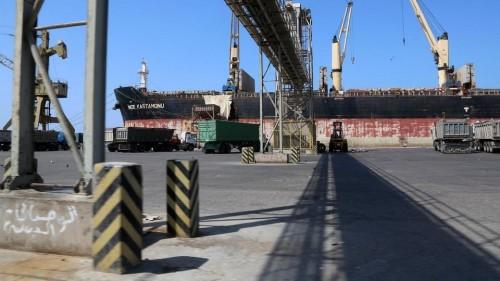 التحالف يصدر 21 تصريحًا لسفن متوجهة الى الحديدة