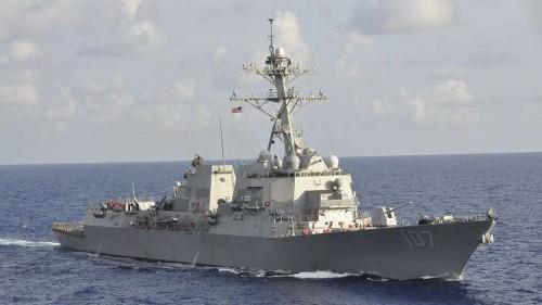 """الدفاع الروسية: أسطول البلطيق يتابع مدمرة """"غرايفلي"""" الأمريكية"""