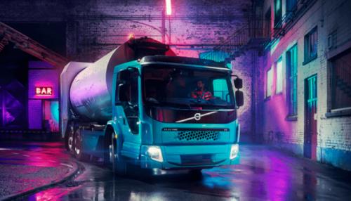 """""""فولفو"""" تطلق شاحنات صديقة للبيئة بأوروبا العام المقبل (صور)"""