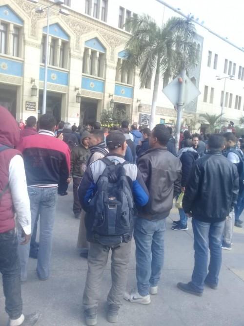 """""""الإسعاف المصرية"""": 10 وفيات و20 مصاباً في حادث """"محطة مصر"""" حتى الآن"""