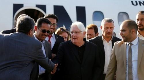اتفاق على اجتماع جديد بين غريفيث وعبدالملك الحوثي في صنعاء