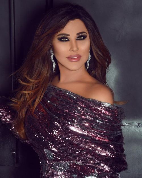 اللبنانية نجوى كرم تتألق في أحدث إطلالة لها