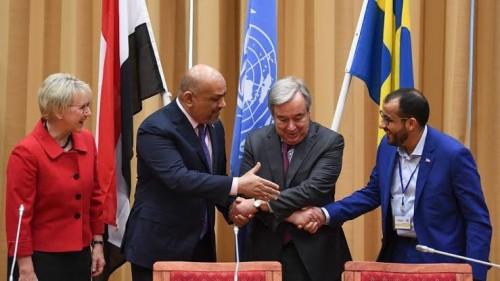 سياسي: يجب تنفيذ اتفاق السويد بالقوة بعد تعنت الحوثي