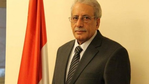 سفير اليمن ببرلين يبحث مع مسؤول ألماني تطورات اتفاق ستوكهولم