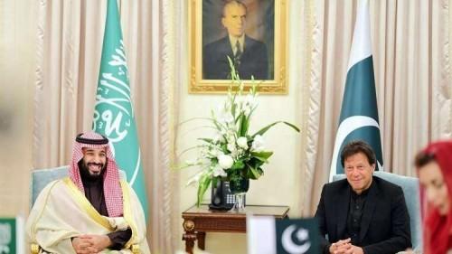 وساطة سعودية لحل أزمة باكستان والهند: رسالة خاصة من ولى العهد
