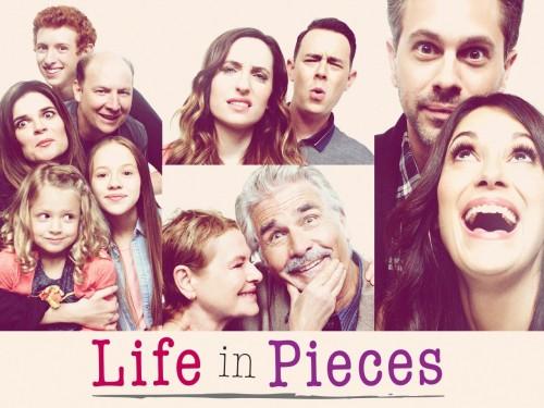 18 أبريل.. طرح الموسم الرابع من مسلسل Life in Pieces