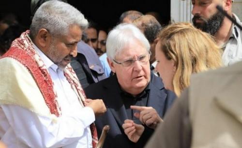 المبعوث الأممي يغادر صنعاء دون الوصول إلى اتفاق بشأن الحديدة