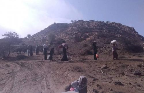 وسط صمت المنظمات الأممية.. هذه نتائج الحرب الحوثية على قبائل حجور