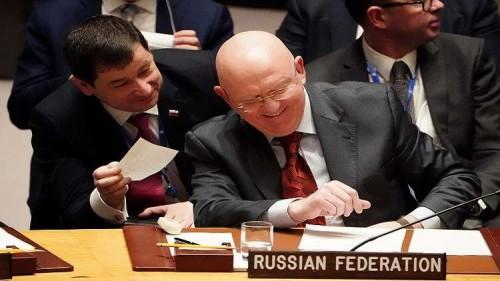 موسكو تقدم مشروع قرار لمجلس الأمن لحل  الأزمة الفنزويلية