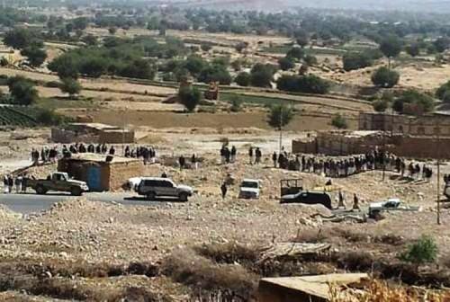 مصادرة الأراضي.. عدوانٌ حوثي بصبغة طائفية