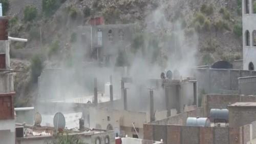 تفخيخ منازل المدنيين.. جُرم حوثي على جبين الإنسانية