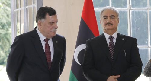 برلماني ليبي: لقاء السراج وحفتر الأخير بادرة أمل في حل الأزمة الليبية