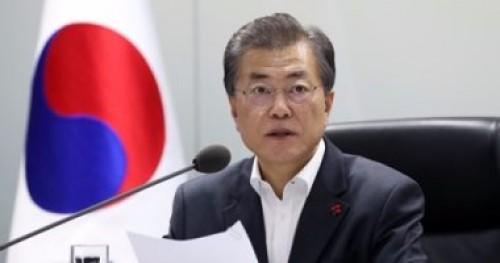 كوريا الجنوبية تتوسط للتسوية الكاملة للمحادثات بين كيم وترامب
