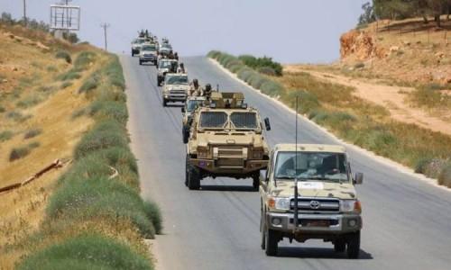 الجيش الليبي يعلن السيطرة على منطقة جديدة بالجنوب