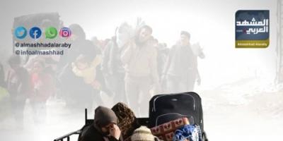 """رحلة الموت للفرار من تنظيم """" داعش """" تحصد أرواح العشرات في سوريا (انوجرافيك)"""