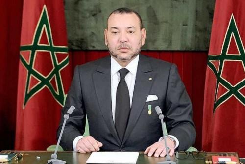السفير السعودي يقدم أوراق اعتماده لملك المغرب (صورة)