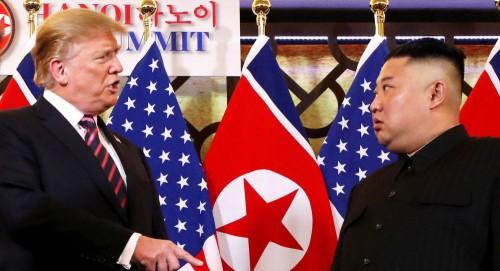 """ترامب يحمل كوريا الشمالية مسؤولية وفاة الطالب الأمريكي """"أوتو وارمبير"""""""