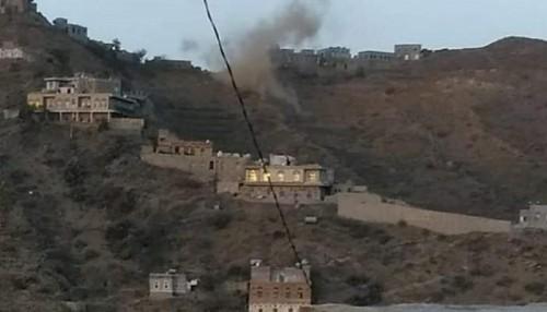 مقاومة حجور تحبط هجوما لمليشيا الحوثي في كشر وتقتل العشرات